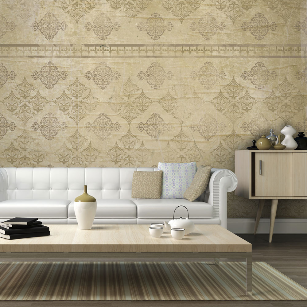 carta da parati carta da parati stile barocco fotomurale carta parati. Black Bedroom Furniture Sets. Home Design Ideas