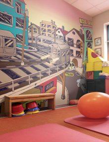 Carta da parati bambini carte parati per camerette uniche for Carta parati ragazzi