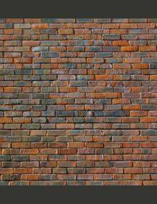 Carta da parati effetto mattone mattoni finti per il muro for Carta da parati adesiva mattoni