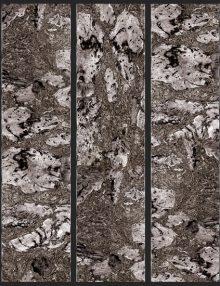 Carta da parati effetto pietra rustica per un muro agreste for Carta da parati effetto roccia
