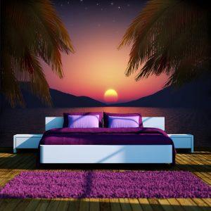 fotomurali per camera da letto: colori rilassanti | carta parati - Colori Rilassanti Per Camera Da Letto
