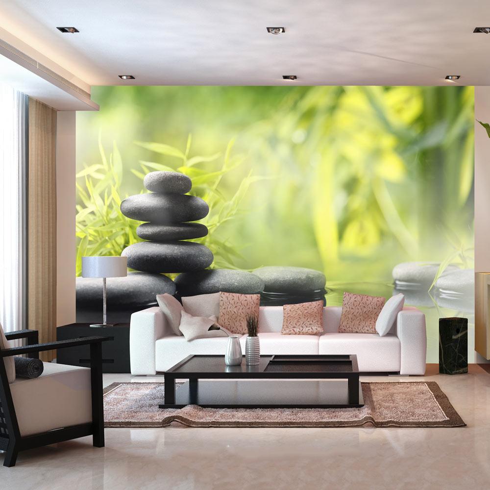 Carta Da Parati Giapponese In Stile Zen Carta Parati